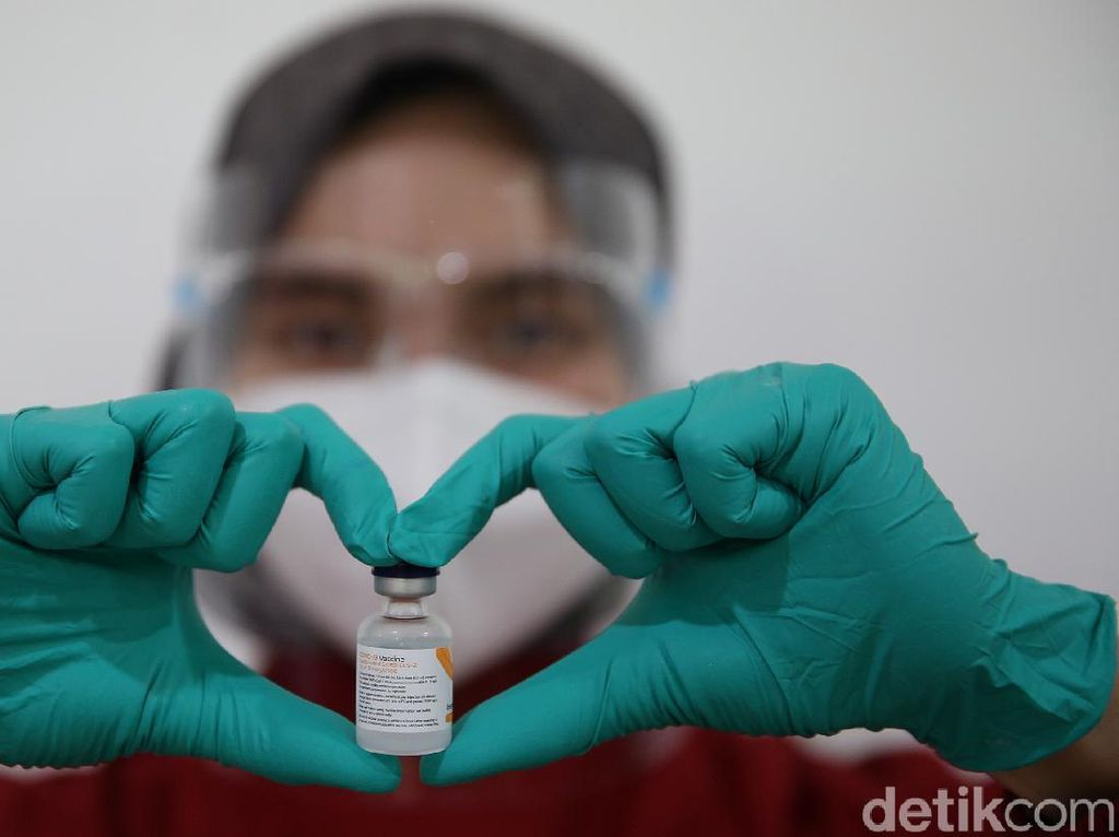 Ragam Data Peringatan Setahun Virus Corona di Indonesia