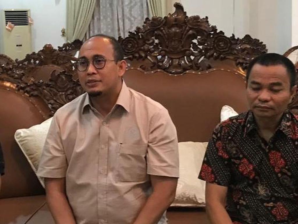 Andre Rosiade Minta Fraksinya Tuntaskan Persoalan Nakes RSUD Pariaman