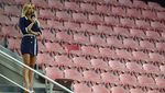 Foto: Pesona Diletta yang Bikin Pemain Juve Sampai Ternganga