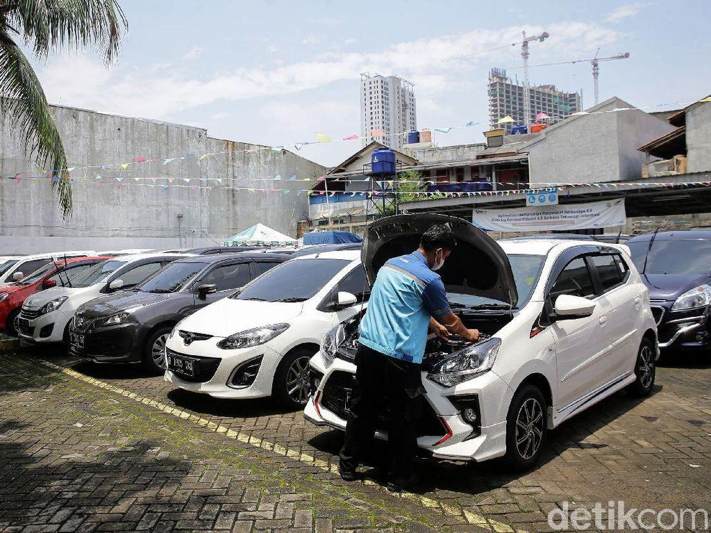 Mobil Bekas di Bawah Rp 200 jutaan, Bisa Beli Honda City dan Pajero Sport