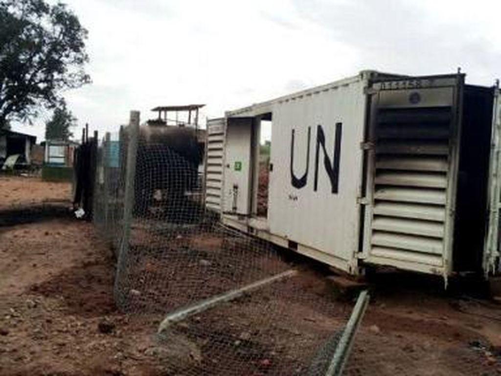 Militan Terkait ISIS Serbu Pusat PBB di Nigeria, 25 Orang Terjebak
