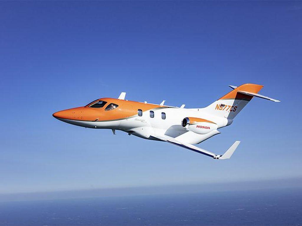 Laris Manis Pesawat Jet Honda Rp 73,5 Miliar