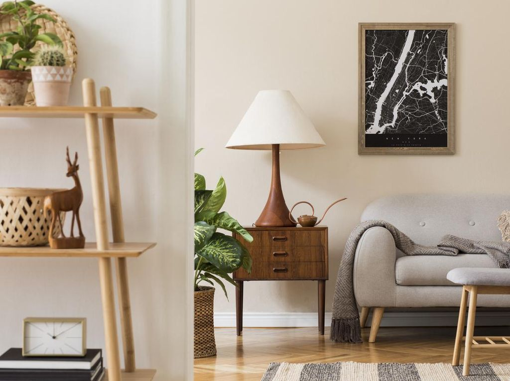 Buat Rumah Minimalis, Ini 5 Trik Menghadirkan Ruang Multifungsi