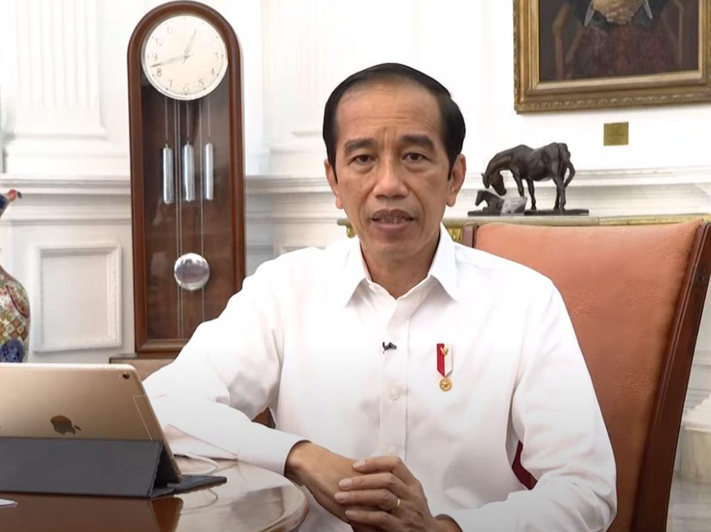 Wanti-wanti Ego Sektoral saat Bencana, Jokowi: Hati-hati