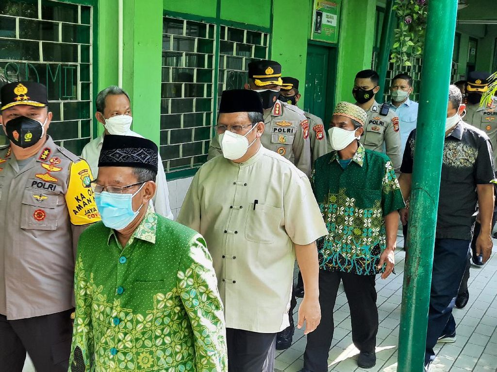 Kapolda Metro Bertemu Ketua PW Muhammadiyah DKI, Bahas Apa?