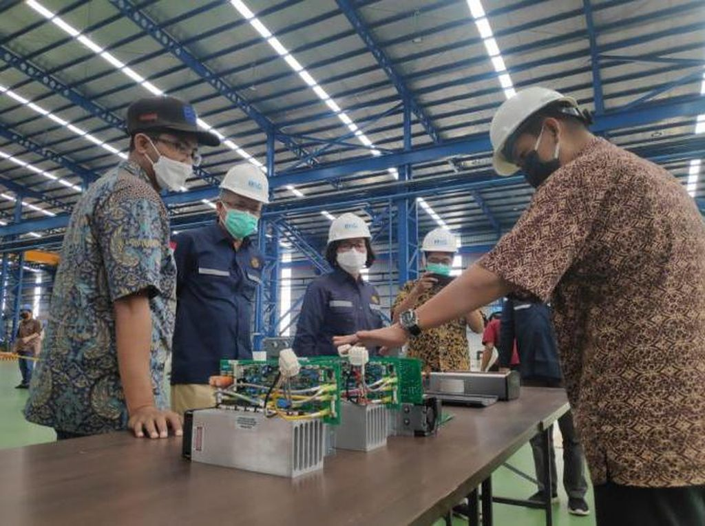 Punya Potensi Bisnis, PT Bambang Djaja Siap Produksi Peralatan SPKLU