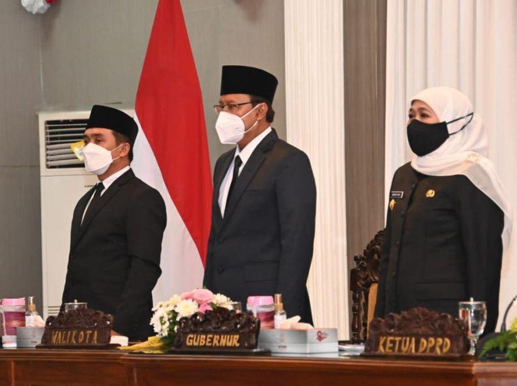 Gubernur Khofifah Ingin Pasuruan Jadi Singapura ala Jawa Timur