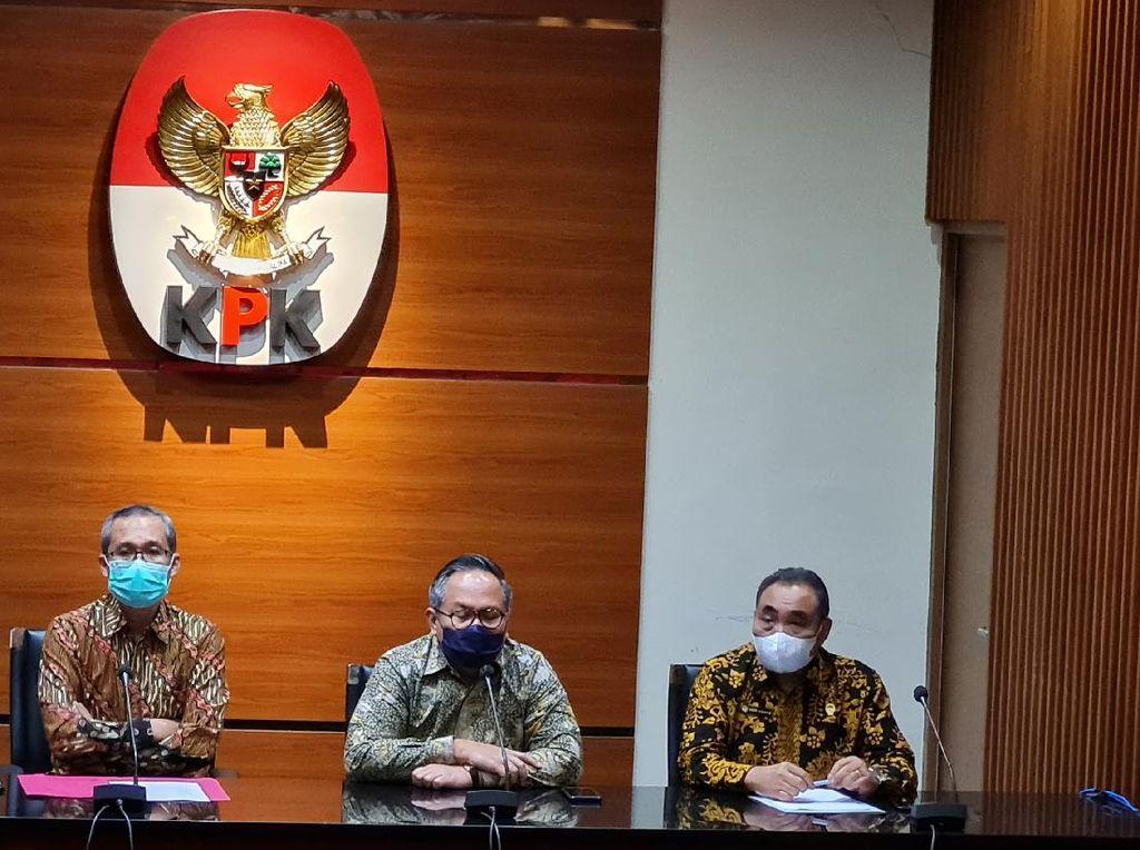 KPK Dalami Uang Korupsi Nurdin Abdullah Dipakai untuk Biaya Kampanye