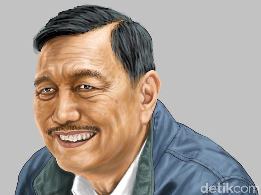 Sederet Ramuan Luhut Pulihkan Ekonomi Bali