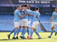 Video: Pesta Gol Man City saat Bungkam Wolverhampton 4-1