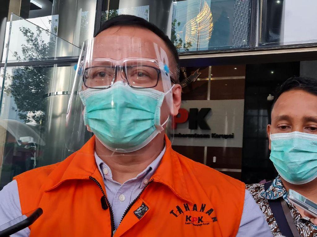 Edhy Prabowo Bantah Manfaatkan Kunjungan Online di Rutan KPK