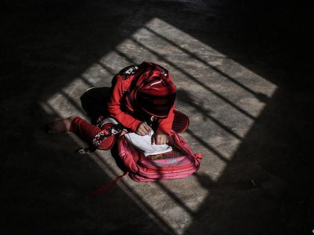 Mayoritas Pengungsi Suriah Alami Gangguan Stres Pascatrauma