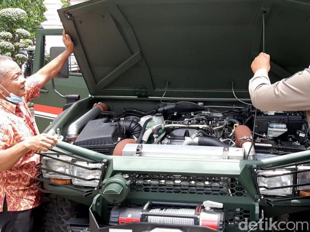 Pindad Pelajari Maung Pakai Mesin Selain Toyota Hilux, Tata hingga Ford Masuk Daftar