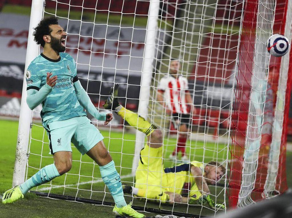 Salah Masuk Skuad Olimpiade, Mesir Akan Minta Izin ke Liverpool