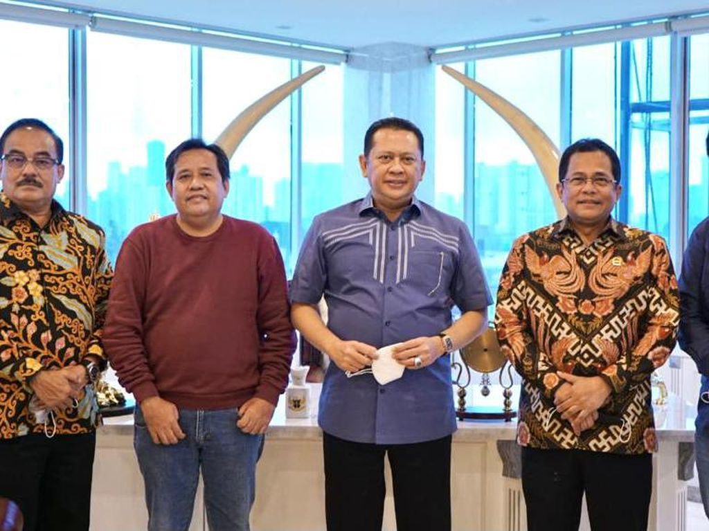 Dukung Ali Sadikin: The Movie, Bamsoet Paparkan Secuil Kisahnya
