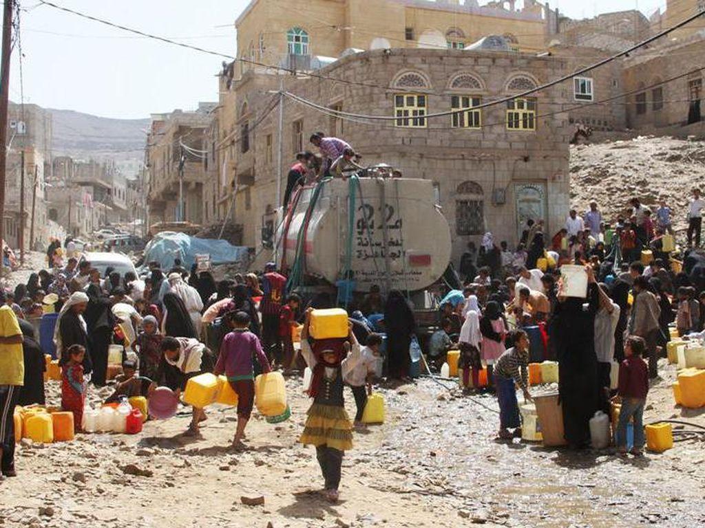 PBB: Jumlah Bantuan Kemanusiaan Buat Yaman Mengecewakan