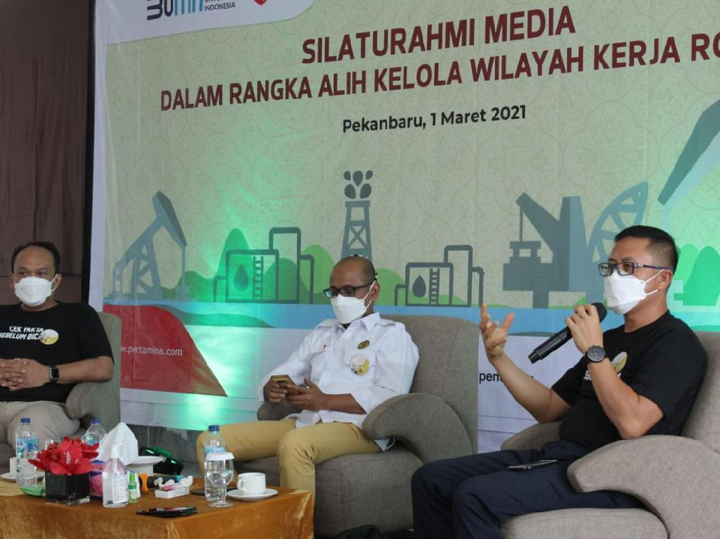 Pertamina Optimistis Blok Migas Rokan Bakal Dongkrak Ekonomi Riau