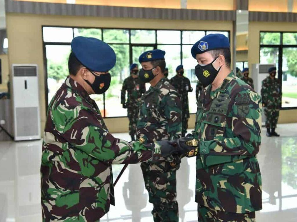 Kolonel Pnb Bambang Gunarto Jabat Komandan Lanud Halim Perdanakusuma