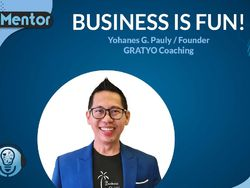 dMentor Sore Nanti Bareng Yohanes G. Pauly: Business Is Fun!