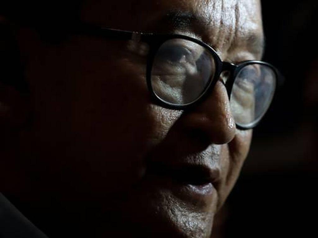 Tokoh Oposisi Kamboja Divonis Penjara 25 Tahun