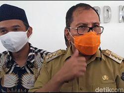 Danny Pomanto Larang Salat Id di Lapangan Karebosi Makassar
