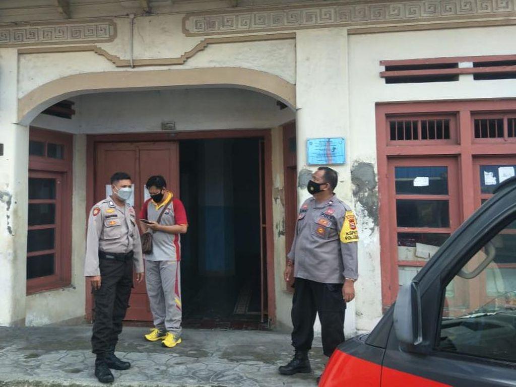 Wanita Ditemukan Tewas Tanpa Busana di Kamar Mandi Hotel Parepare