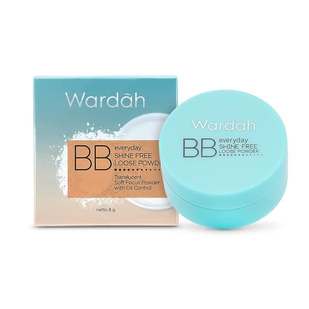 Wardah Everyday Shine Free BB Loose Powder (sumber : lazada.co.id/meshstore)