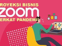 Proyeksi Bisnis Zoom Berkat Pandemi!