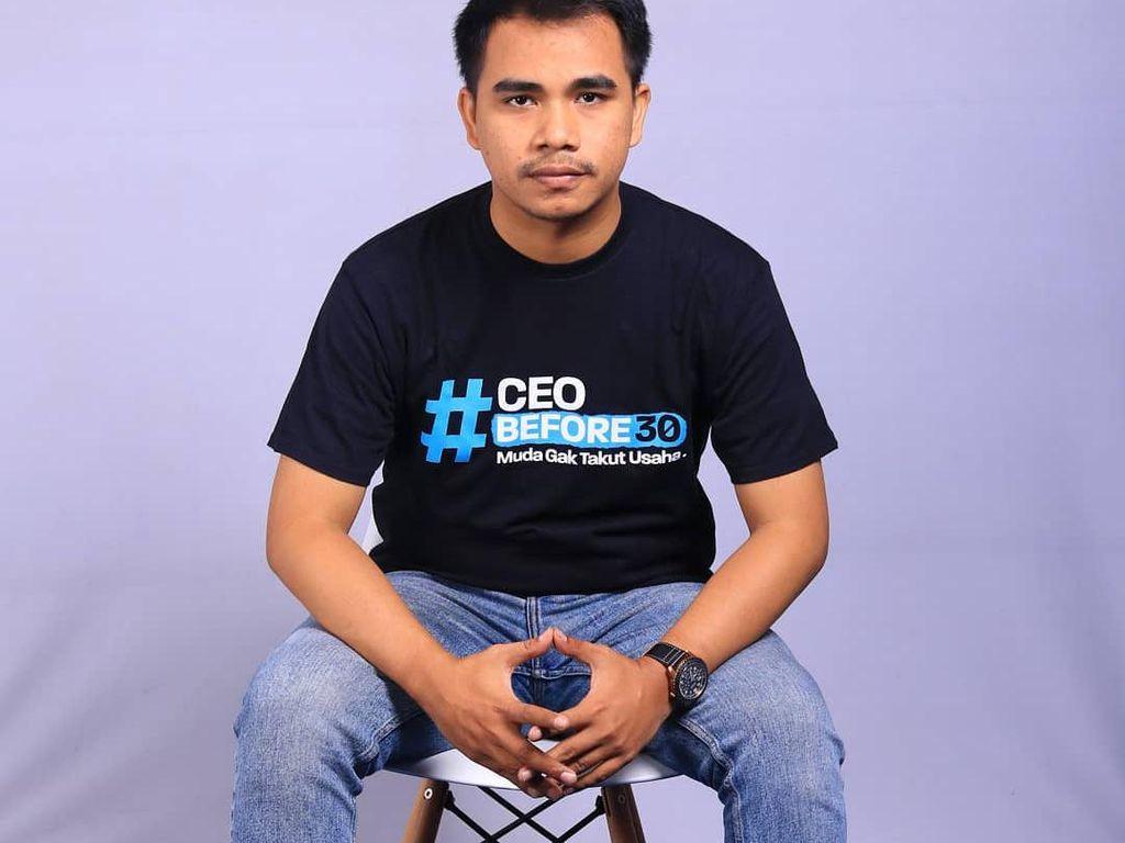 Kisah Viral Pria Depok yang Dulu Anak Jalanan, Kini Sukses Jadi CEO