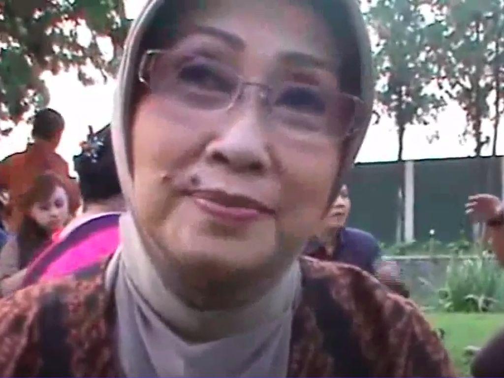 Sebelum Meninggal, Asmiar Yahya Jalani Pompa Jantung