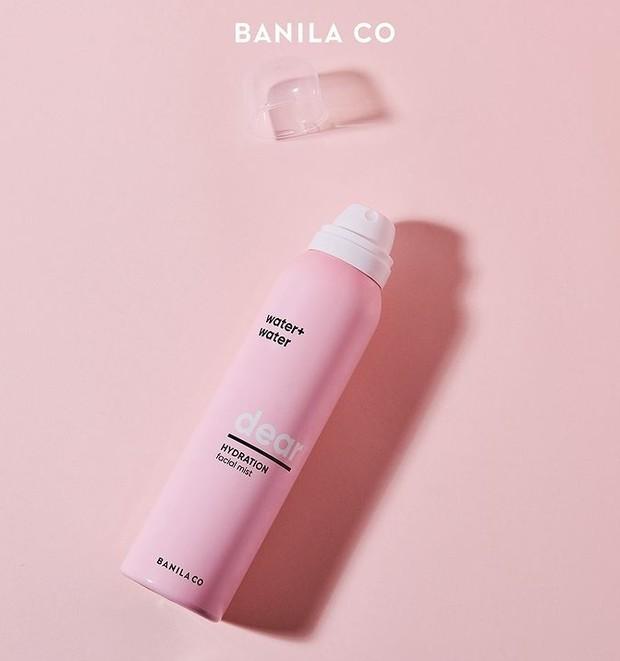 Banila Co Dear Hydration Facial Mist