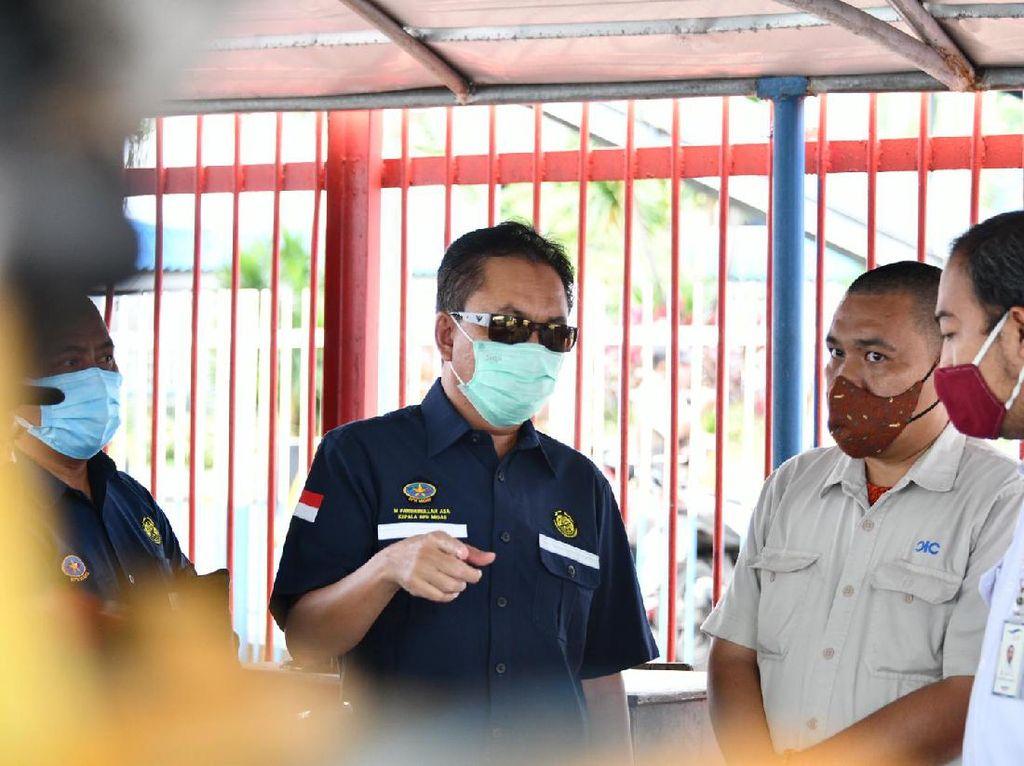BPH Migas Apresiasi Komitmen ASDP Merak untuk Terapkan IT Nozzle