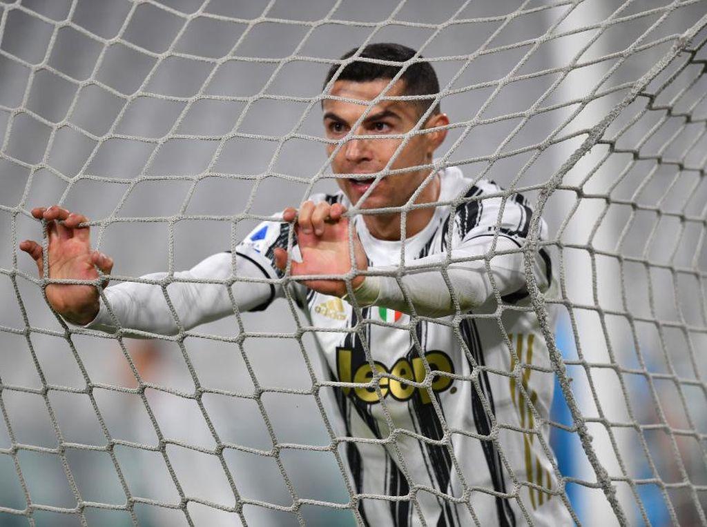 Perez Bantah Isu Ronaldo Balik ke Madrid
