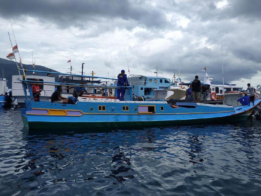 Tangkap Ikan Pakai Bom Botol Bir, 6 Nelayan Pulau Buaya NTT Ditangkap
