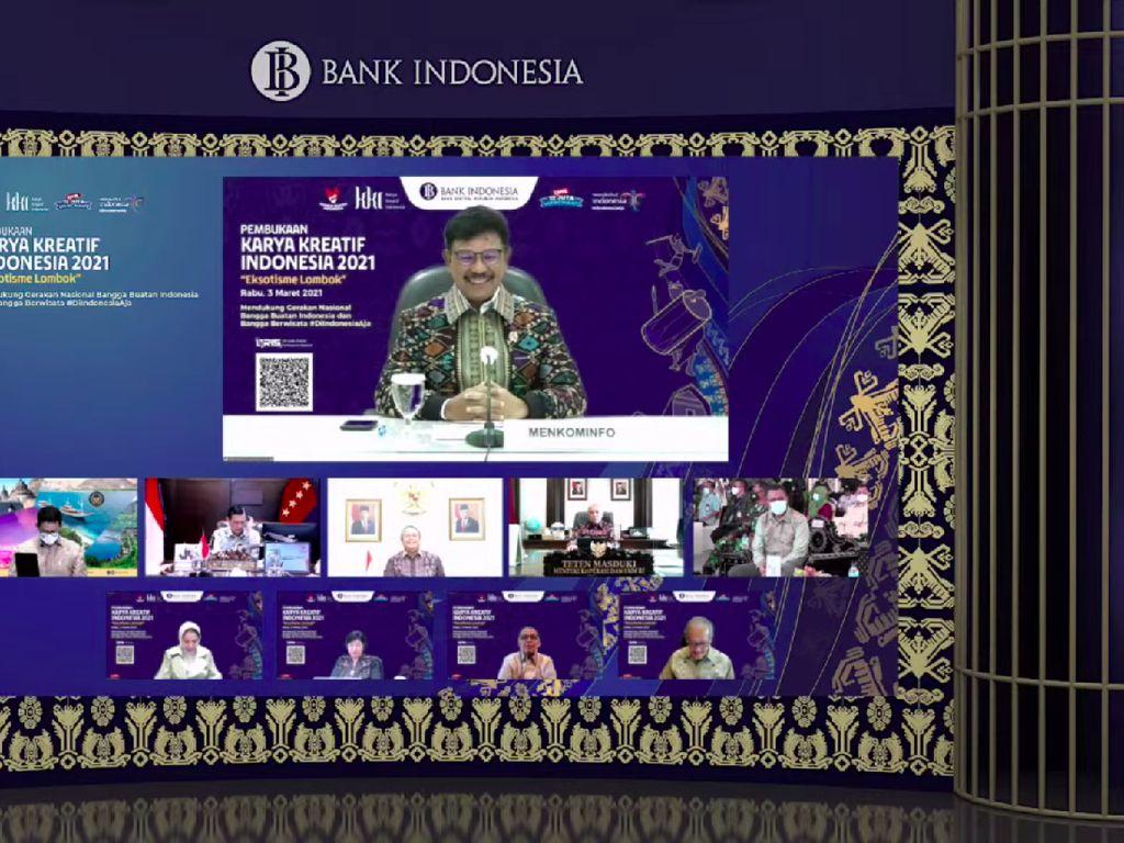 Kominfo Genjot Digitalisasi UMKM dan Pariwisata di NTB