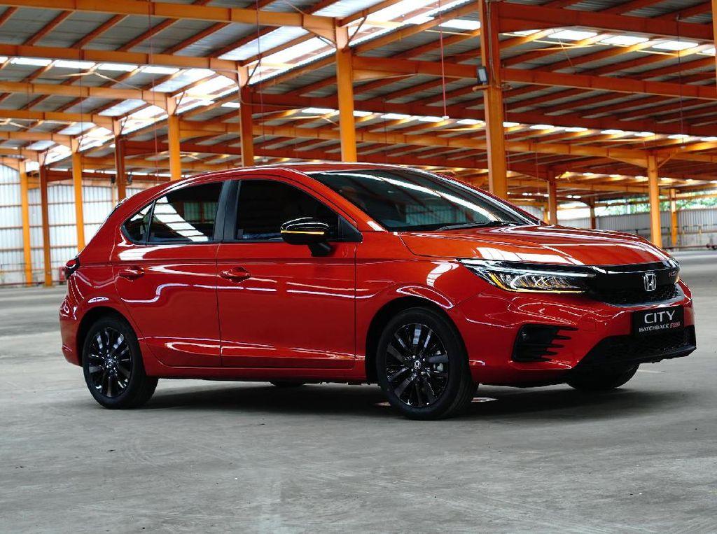 Spesifikasi Honda City Hatchback RS: Penerus Jazz dengan Fitur Makin Kaya, Mesin Lebih Bertenaga