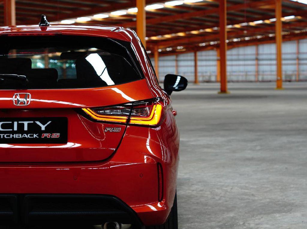 Cuma Ada Honda City Hatchback Tipe RS, HPM: Orang Indonesia Suka yang Sporty