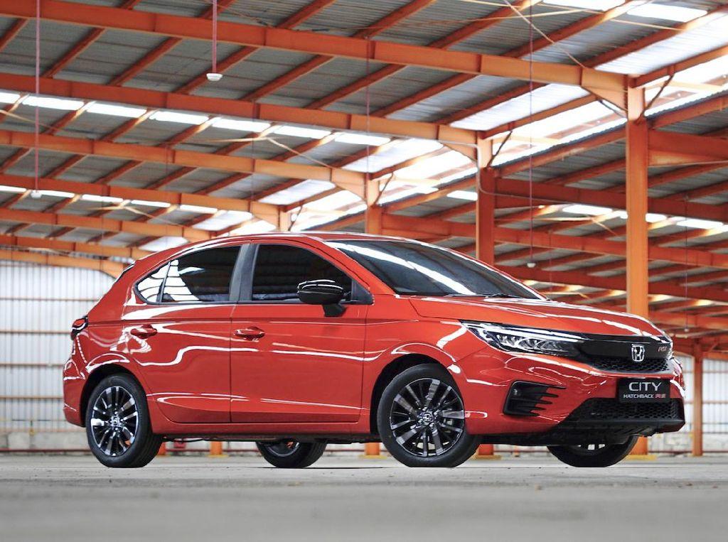 Honda City Hatchback RS Resmi Mengaspal di RI, Tenaga Besar, Fitur Melimpah