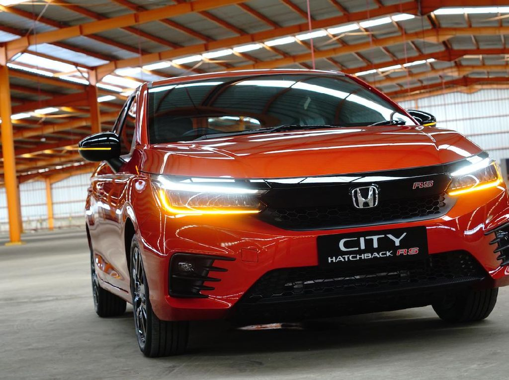 First Impression: Honda City Hatchback RS, Penerus Jazz yang Disuntik Mati