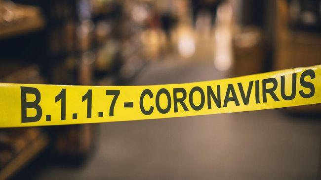Corona B117 Masuk RI, Pemerintah Intensifkan Pencegahan Imported Case