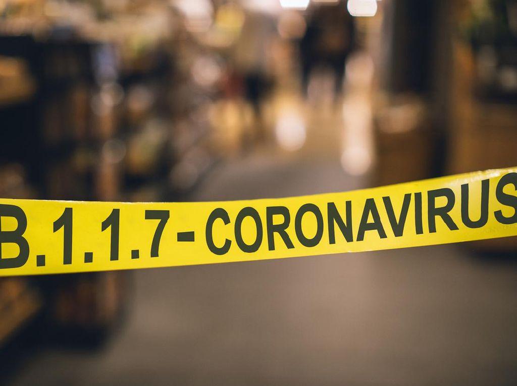 Jejak Virus Corona B117 di Karawang