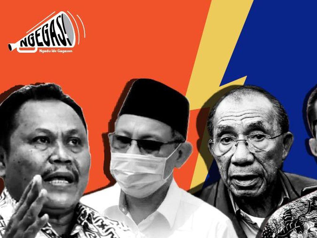 Saling Klaim Jhoni Allen vs Loyalis SBY soal Pendirian Partai Demokrat