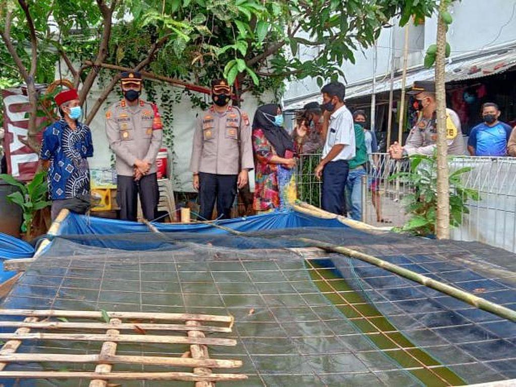 Cerita Kampung Tangguh Jaya di Rusun Muara Angke, 2 Bulan Nihil COVID-19