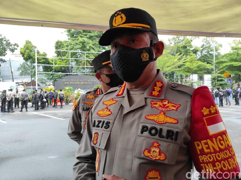 Tekan Kasus COVID, Polres Jaksel Sinergikan Kampung Tangguh-Polisi RW