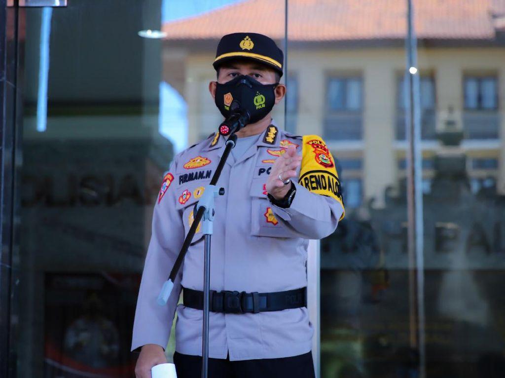 Setahun COVID-19, Polda Bali Bentuk Tim Pemburu Pelanggar Prokes