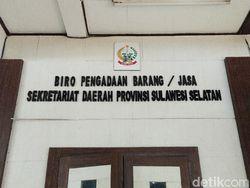 OTT Nurdin Abdullah, KPK Kembali Geledah Kantor Gubernur Sulsel