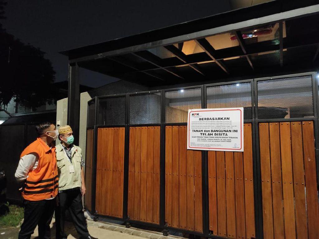 KPK Sita Rumah Mantan Stafsus Edhy Prabowo di Cilandak Jaksel