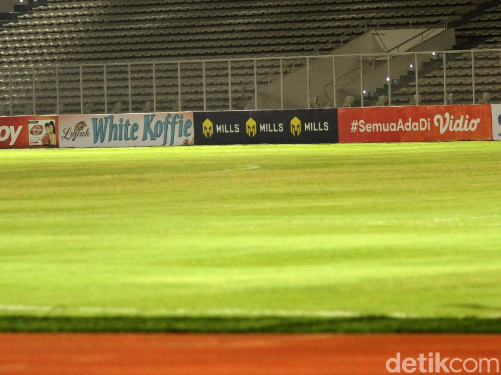 238 Polisi Amankan Laga Timnas U-23 Vs Persikabo di Stadion Madya