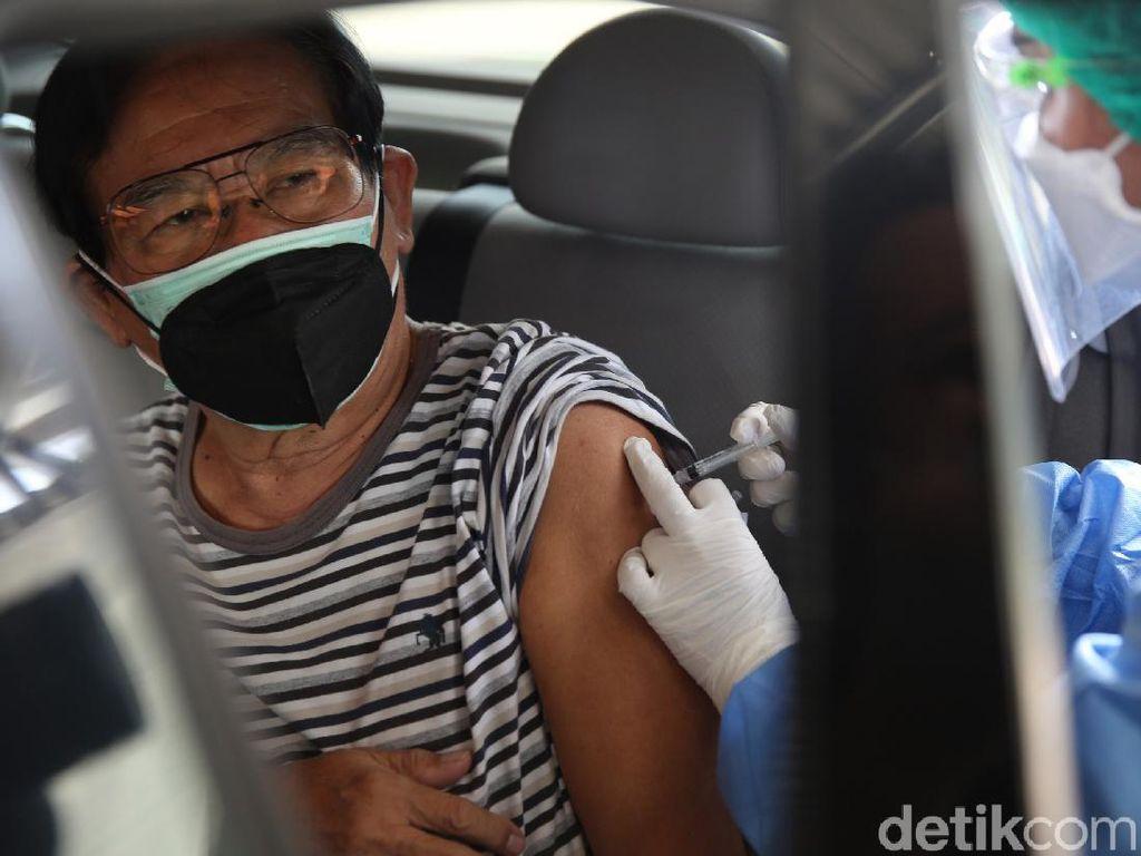 Update Vaksinasi COVID-19 Per 27 Maret: Penerima Dosis 1 Tembus 7 Juta