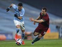 Babak I Man City Vs Wolverhampton Berakhir 1-0